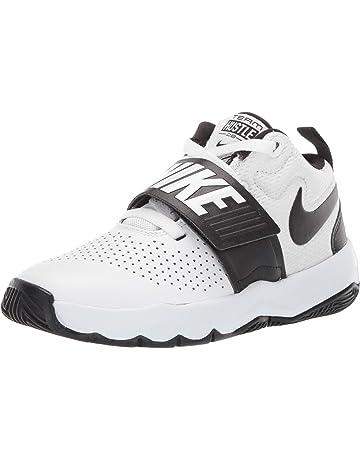best cheap c3aa1 78273 Nike Team Hustle D 8, Chaussures de Basketball garçon
