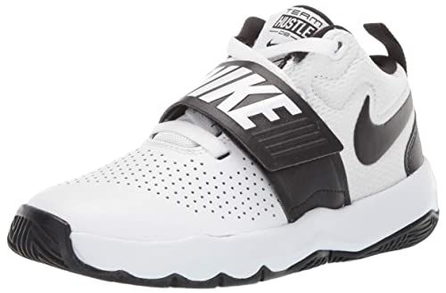 47c946db80 Nike Team Hustle D 8 (PS), Zapatos de Baloncesto Unisex Niños: Amazon