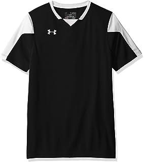 7370236684b Amazon.com   Under Armour Boys  Fixture Soccer Jersey   Clothing