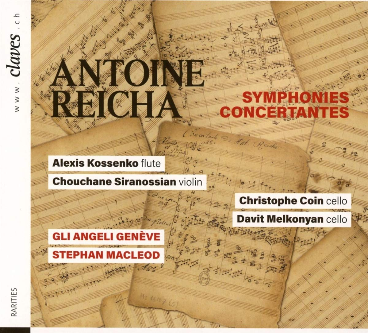 Antoine Reicha (Anton Rejcha) 1770-1836 - Page 3 71hH9IGiunL._SL1200_