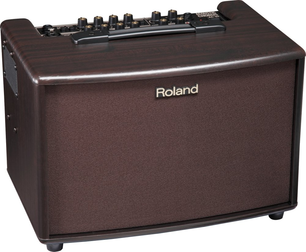 Roland AC-60 - 30W 2x6.5'' Stereo Acoustic Amp - Rosewood by R O L A N D