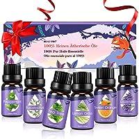 Aceites Esenciales, 100% Puros y Naturales Aromaterapia Aceites