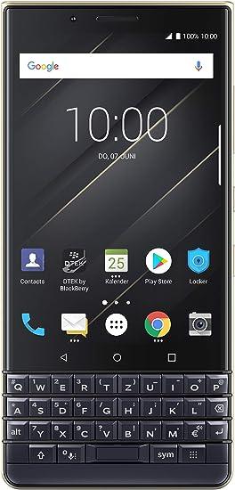 Blackberry KEY2 LE - Teléfono móvil, con 4 GB RAM + 64 GB de Memoria Interna, Ranura Doble de Tarjeta SIM, Champán: Amazon.es: Electrónica