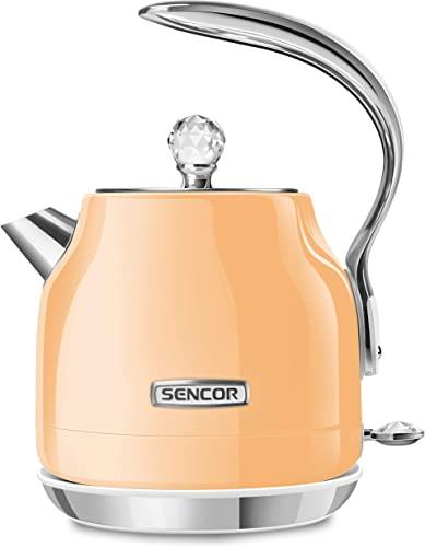 Sencor Elegant 1.2L Crystal Electric Kettle