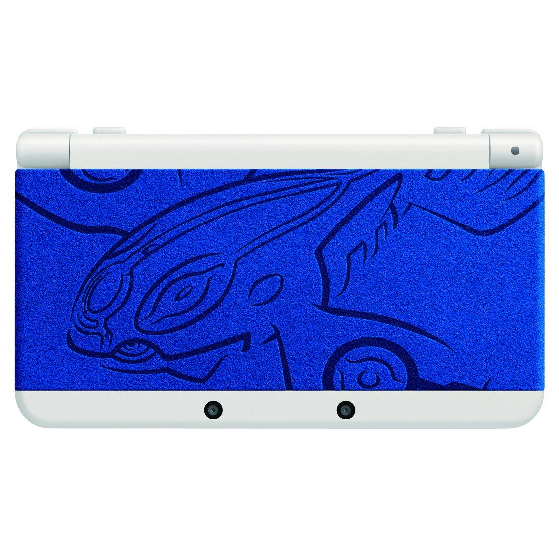 Pokemon Center Original New Nintendo 3DS Kyogre Edition
