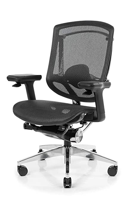 NeueChair Silver | Ergonomic Office Computer Chair (Subsidiary of Secretlab)