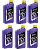 Royal Purple 31140 HPS Street Synthetic Motor Oil 10W-40 for Max Performance Modified Engines 1qt Case of 6