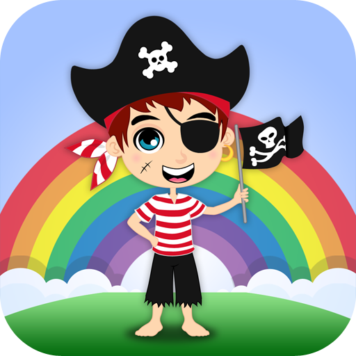 Pirates Real & Cartoon Videos, Books, Games, Photos & Activities for Kids by Playrific - Kidd Photo