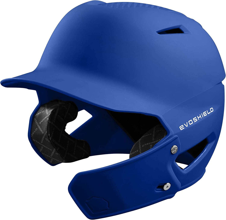 Matte and High Gloss Finish EvoShield XVT Batting Helmet Face Shield Series
