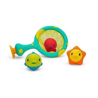 Munchkin Catch and Score Basketball Bath Toy : Baby