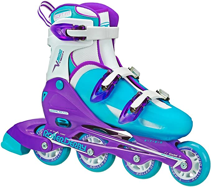 Best Inline Skates: Roller Derby Women's V-Tech 500