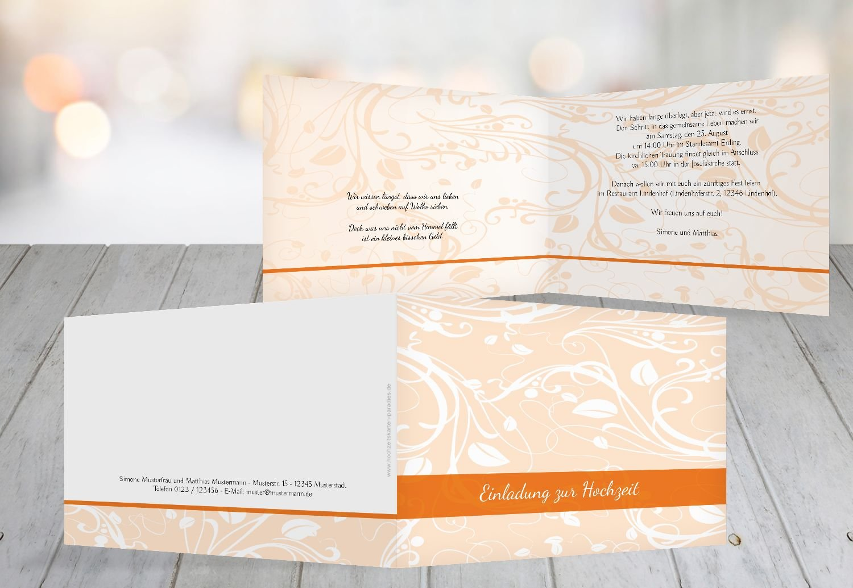 Kartenparadies Hochzeitskarte Hochzeit Hochzeit Hochzeit Einladung Blättertraum 2, hochwertige Einladung zur Heirat inklusive Umschläge   10 Karten - (Format  148x105 mm) Farbe  Schwarz B01N24JIKR | Neuer Stil  | Der neueste Stil  | Online Store  cdc130