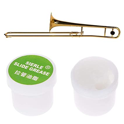 Amazon com: Trombone Trumpet Lubricate Slide Grease Clarinet