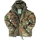 MIL-TEC Umidità protezione giacca con fodera in pile