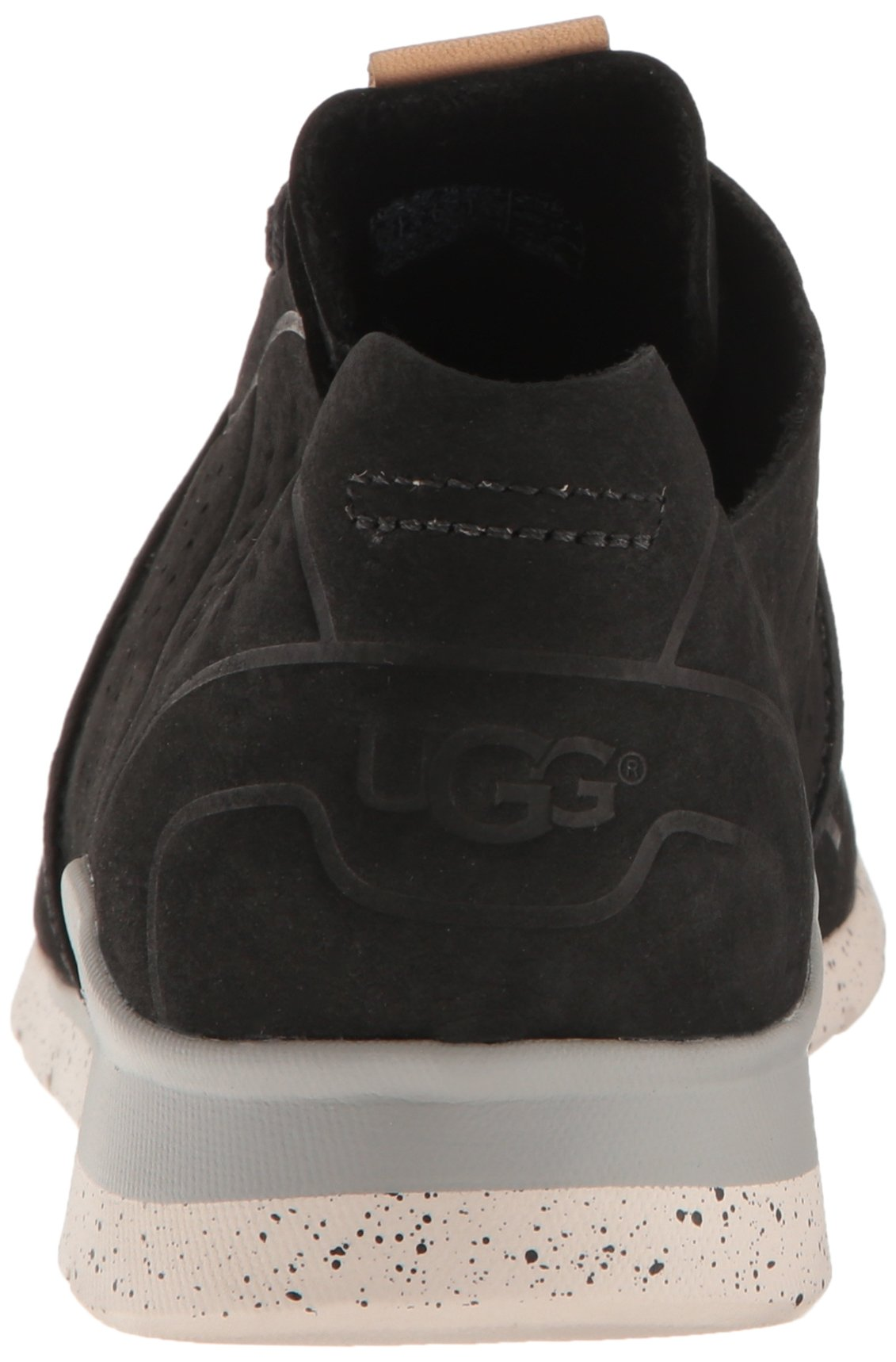 UGG Women's Tye Fashion Sneaker, Black, 8.5 US/8.5 B US by UGG (Image #2)