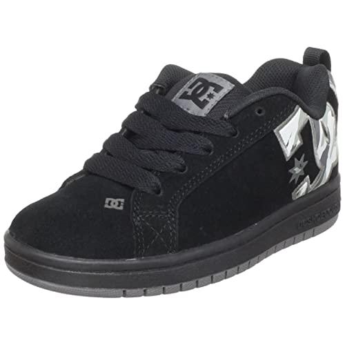 DC - - Youth Court GRFK Se B Cupsohle Schuh, EUR: 35.5, Black/Battleship/Camo: Amazon.es: Zapatos y complementos