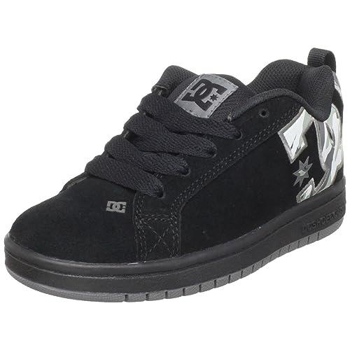 DC - - Youth Court GRFK Se B Cupsohle Schuh, EUR: 35.5, Black/Battleship/Camo: Amazon.es: Zapatos y complementos