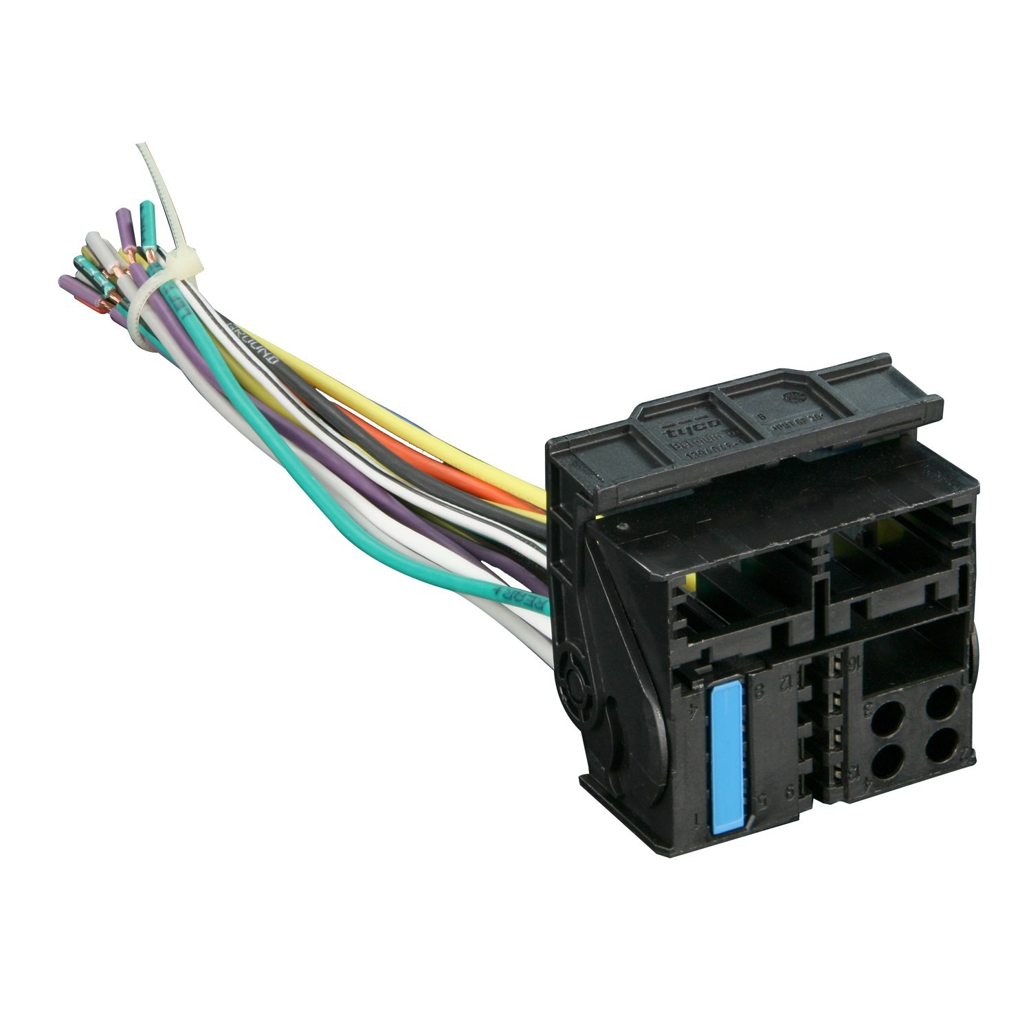 71hHPjV7hjL._SL1500_ amazon com metra 71 9003 reverse wiring harness for select 2002 Audio Wiring Harnesses at crackthecode.co