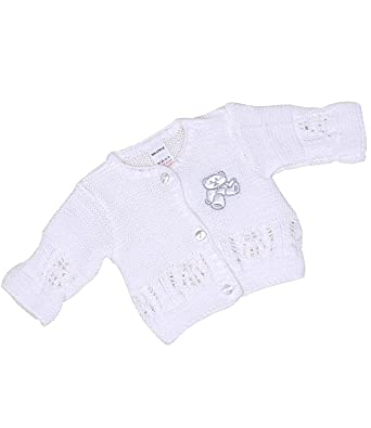 BABYPREM Baby Girls Clothes Knitted Pink Cream Cardigan Cardie Sweater 0-18 m