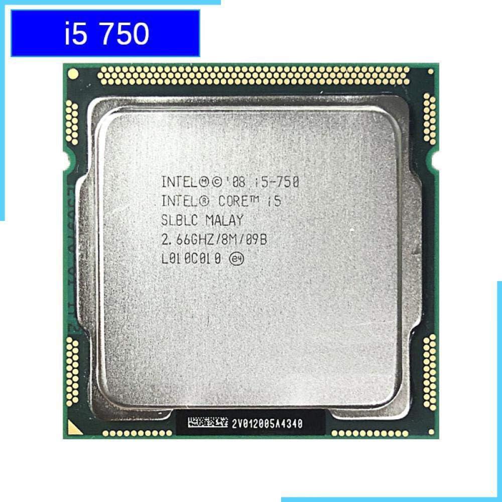 Intel Core I5-750 I5 750 2.6 GHz Quad-Core CPU Processor 8M 95W LGA 1156
