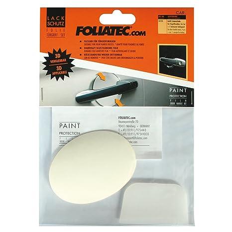 Foliatec  Film Protection Peinture Poigne De Porte Transparent