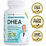 Dr. Dzugan's ADVANCED DHEA Formula :: Gluten Free, GMP Certified! :: 25mg 60 Caps :: Energy, Mood, Cognitive Function