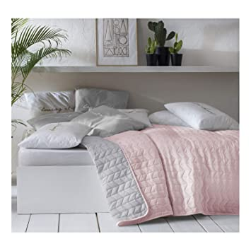 Jemidi Tagesdecke Bett Und Sofaüberwurf Gesteppt 220cm X 240cm