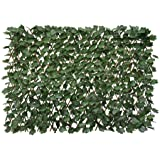 Amazon.com : Windscreen4less Artificial Leaf Faux Ivy