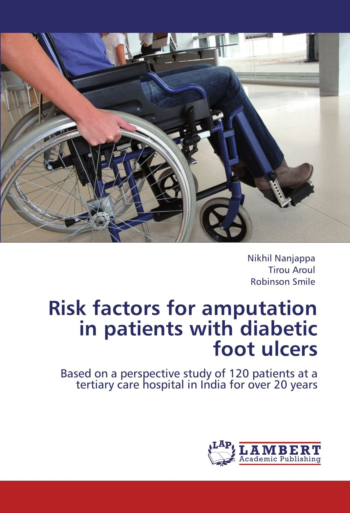 Risk factors for amputation in patients with