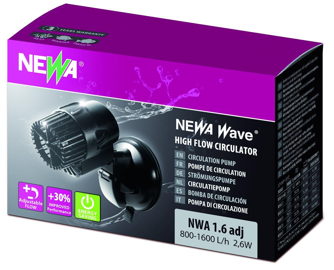 Newa Wave Pompe pour Aquariophilie 1,6 ADJ product image