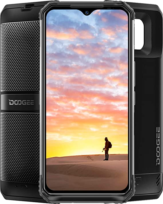 Teléfono Móvil Libres Todoterreno, DOOGEE S95 Pro Super Helio P90 8GB+256GB Smartphone Libre Resistente 4G, 5150+3500mAh, Cámaras Triples 48MP+8MP+8MP+16MP, 6.3FHD+ IP68 Impermeable, NFC: Amazon.es: Electrónica