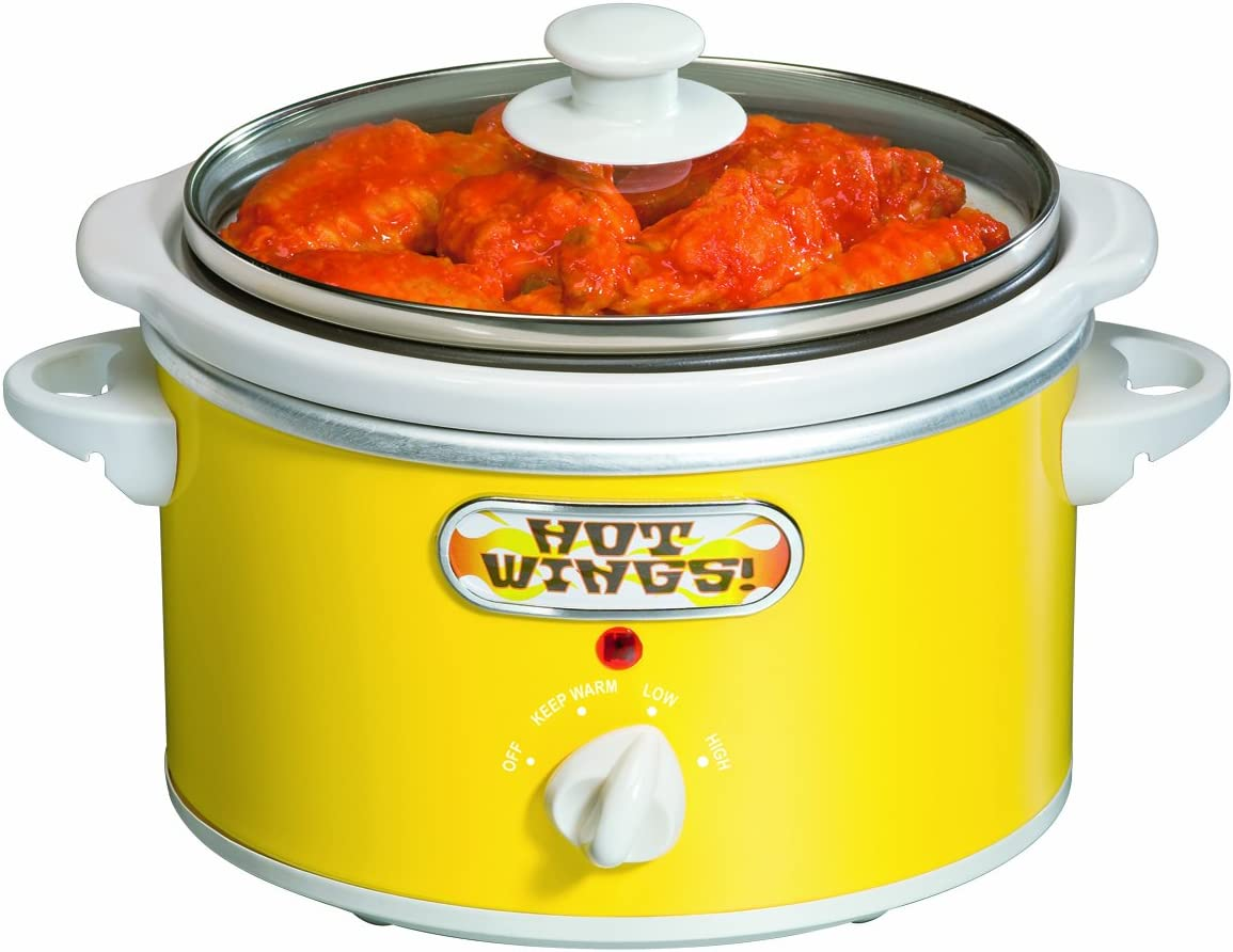 1.5 Quart Slow Cooker Color: Yellow