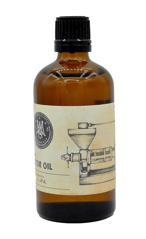 MNA Aceite de Ricino Orgánico 100ml - Para Cabello, Pestañas ...