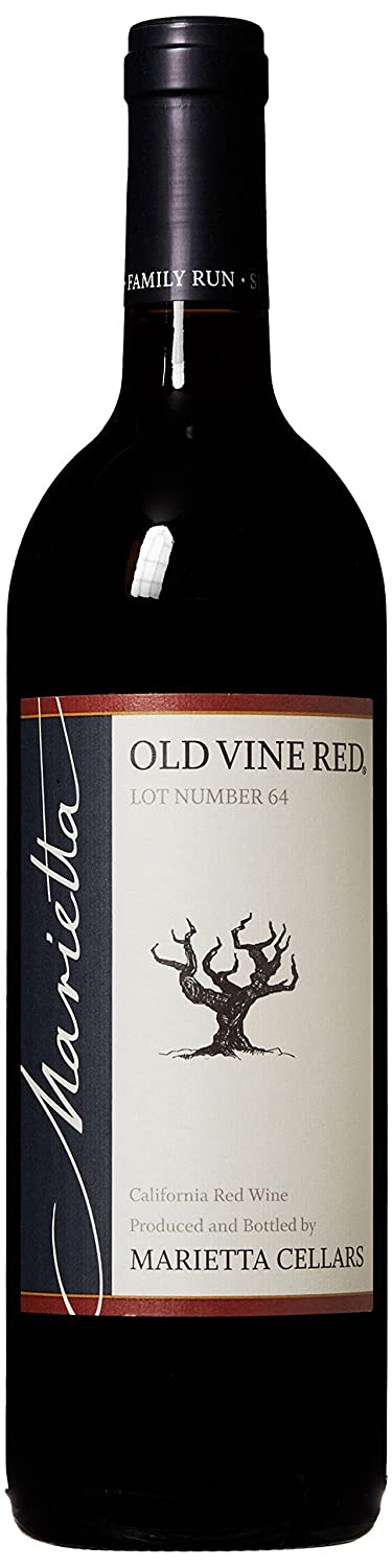 NV Marietta Cellars Old Vine Red Lot 64 - Red Wine Blend - California - 750ml at Amazonu0027s Wine Store  sc 1 st  Amazon.com & NV Marietta Cellars Old Vine Red Lot 64 - Red Wine Blend ...