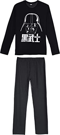Star Wars Hombre Pijama Largo