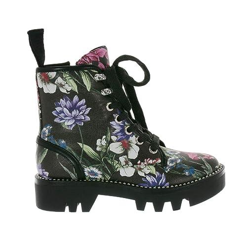 GUESS Botines Mujer Botas Divya Floral Multi fldia4fap10: Amazon.es: Zapatos y complementos