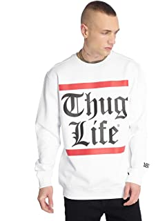 Thug Life Herren Pullover B.Fight