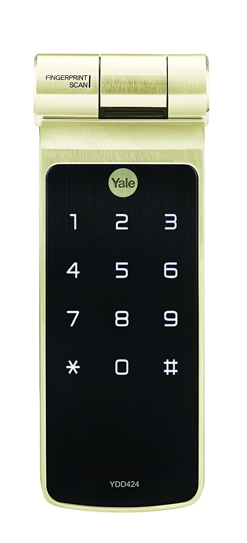 Yale YDD424 Biometric Fingerprint Smart Digital Deadbolt