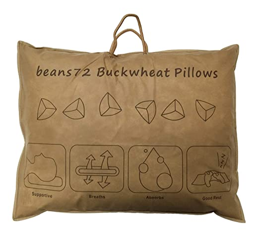 buckwheat pillow walmart