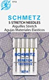 Stretch Machine Needles-Size 14/90 5/Pkg