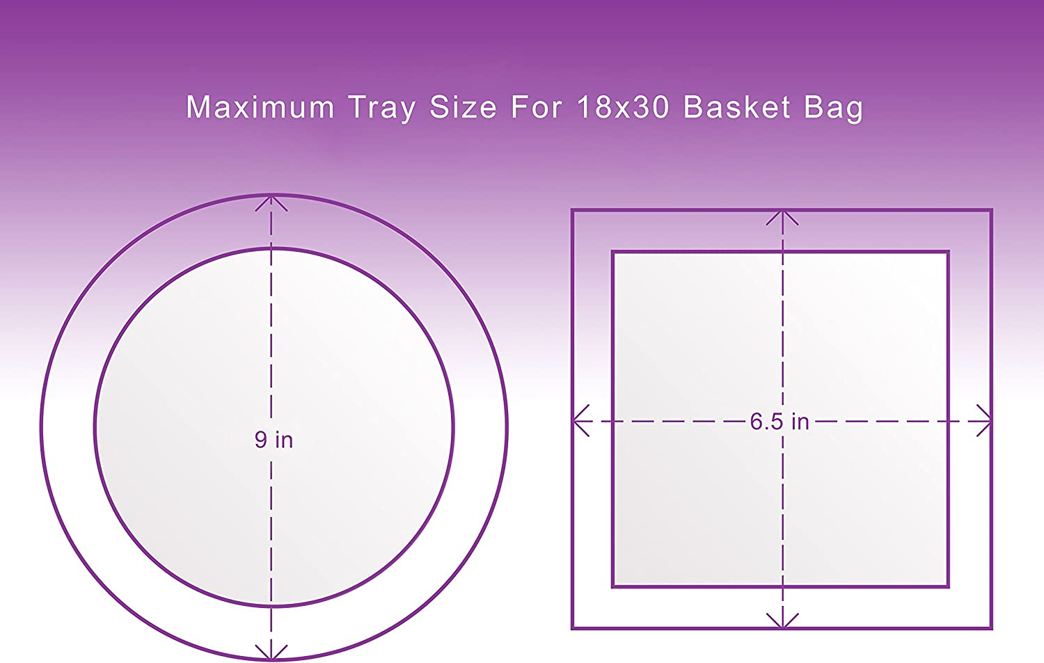 """Clear Basket Bags, 10 Pack, Clear Cellophane Wrap for Baskets & Gifts 18""""x 30"""" 1.5 Mil Thick (10): Health & Personal Care"""