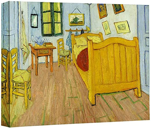 Amazon Com Eliteart The Bedroom At Arles By Vincent Van Gogh Giclee Art Canvas Prints Posters Prints,The Animals House Of The Rising Sun Chords Guitar