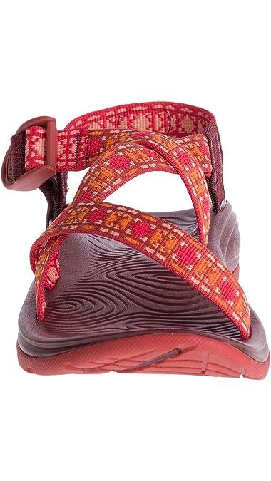 bb1253fdefc Chaco Women s Zvolv Sport Sandal Creed Peach 12 Medium US