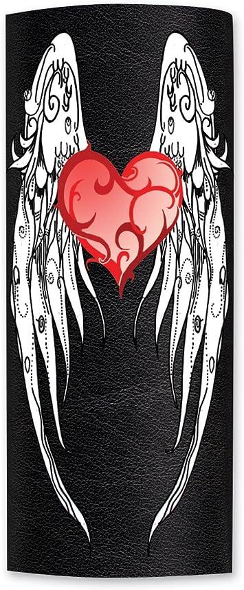 """Hair Glove Hair Glove 4/"""" Heart and Wings"""