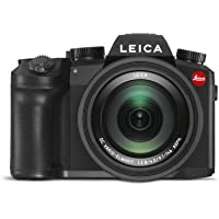 Leica V-Lux 5 20MP Superzoom Digital Camera with 9.1-146mm f/2.8-4 ASPH Lens (Black)