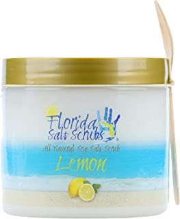 product image for Florida Salt Scrubs, 24.2 Ounce, Lemon