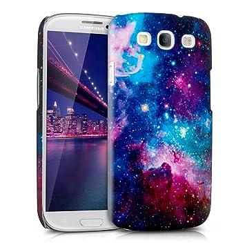 Kwmobile - Carcasa rígida de plástico Duro para Samsung Galaxy S3 / S3 Neo