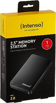 Intenso Memory Station 1 Tb Externe Festplatte 2 5 Zoll Computer Zubehör