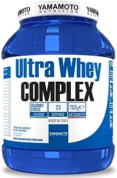 Yamamoto Nutrition Ultra Whey Complex Proteína de Suero de Leche Avellana - 700 gr