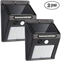 flintronic Luz Solar LED, Luz de Seguridad